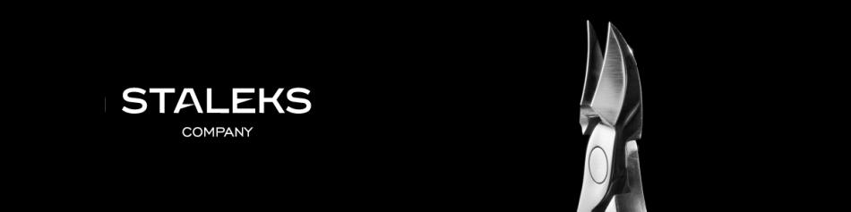 STALEKS - aukštos kokybės rankų darbo plieno įrankiai manikiūrui-pedikiūrui