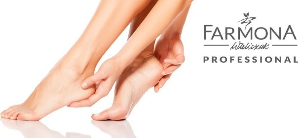 FARMONA PROFESSIONAL - produktai profesionaliam pedikiūrui, manikiūrui, kūnui